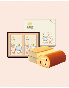 雙捲禮盒-楓糖+蜂蜜