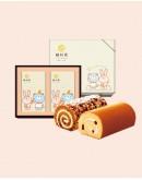 雙捲禮盒-楓糖+咖啡
