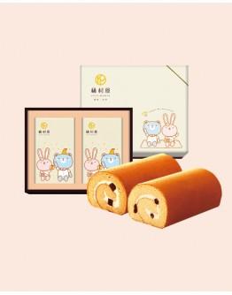 雙捲禮盒-楓糖+麻糬